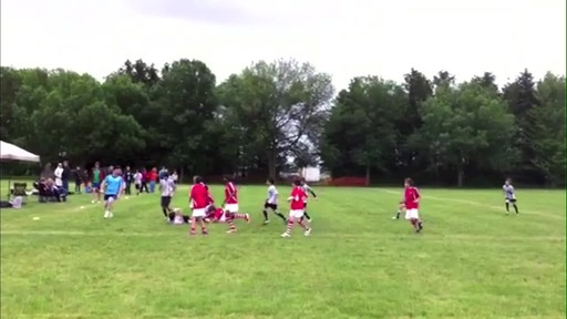 Playing for Canada on the rugby field - image 1 from the video