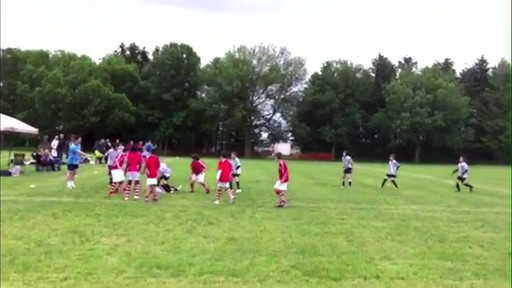Playing for Canada on the rugby field - image 2 from the video