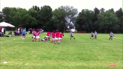 Playing for Canada on the rugby field - image 3 from the video