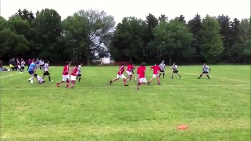 Playing for Canada on the rugby field - image 4 from the video