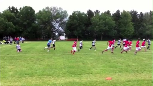 Playing for Canada on the rugby field - image 5 from the video