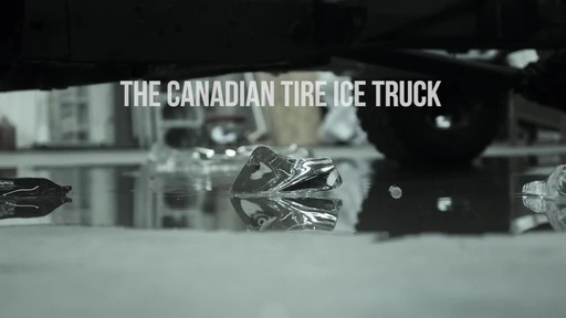 Melt Video of the Canadian Tire Ice Truck  - image 1 from the video