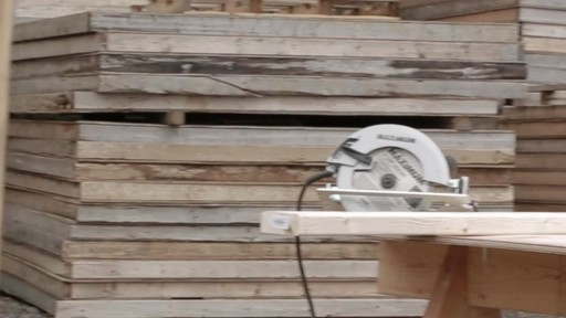 MAXIMUM Circular Saw - image 8 from the video