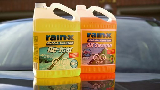 Rain-X All Season Windshield Washer - image 10 from the video