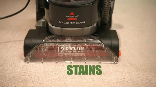 Bissell Heated Carpet Cleaner