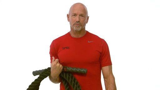 Spri Ignite Cross Train Conditioning Rope - image 10 from the video