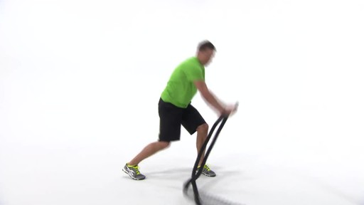 Spri Ignite Cross Train Conditioning Rope - image 6 from the video