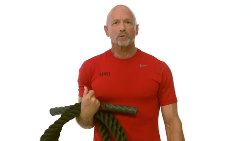 Spri Ignite Cross Train Conditioning Rope - image 8 from the video