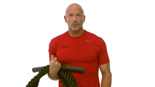 Spri Ignite Cross Train Conditioning Rope - image 9 from the video