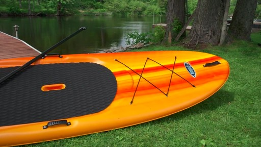 Pelican Stand Up Paddle Board Kayak 10 6 Ft 187 English