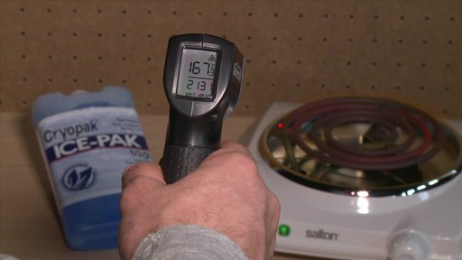 Mastercraft Digital Temperature Reader - image 1 from the video