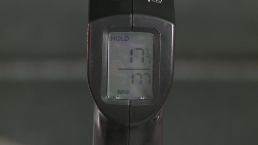 Mastercraft Digital Temperature Reader - image 5 from the video