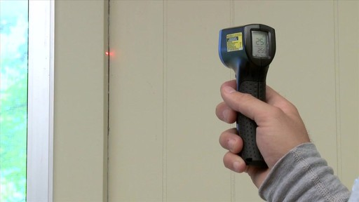 Mastercraft Digital Temperature Reader - image 6 from the video