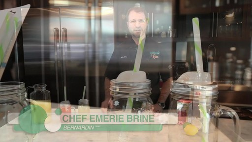 Bernardin Sip & Straw Lids - image 2 from the video