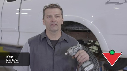 Maximum 20V Impact Wrench - Ken's Testimonial - image 1 from the video