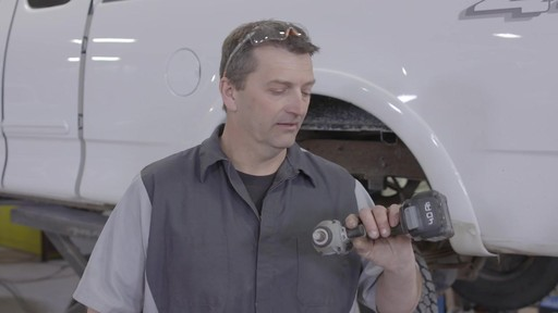 Maximum 20V Impact Wrench - Ken's Testimonial - image 3 from the video