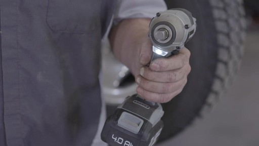 Maximum 20V Impact Wrench - Ken's Testimonial - image 4 from the video