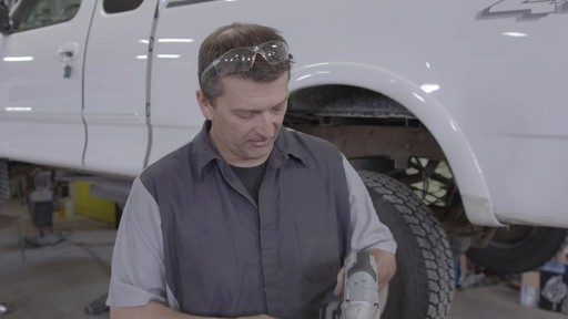 Maximum 20V Impact Wrench - Ken's Testimonial - image 5 from the video