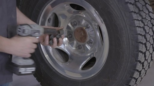 Maximum 20V Impact Wrench - Ken's Testimonial - image 9 from the video