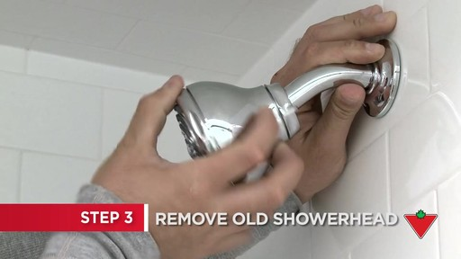 How to Replace a Shower Head - image 3 from the video
