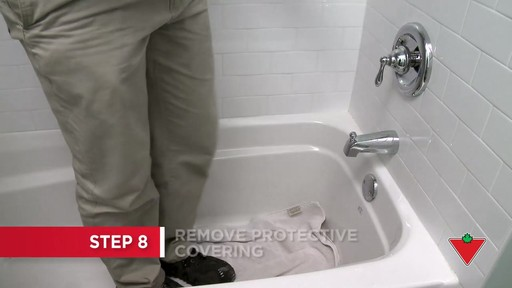 How to Replace a Shower Head - image 8 from the video