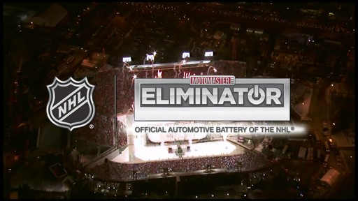 Motomaster Eliminator the Official Automotive Battery of the NHL - Contest - image 1 from the video