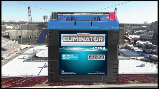 Motomaster Eliminator the Official Automotive Battery of the NHL - Contest - image 2 from the video