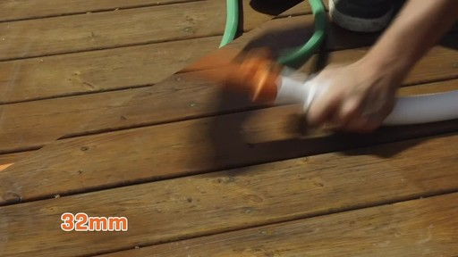 V-Pump with 20-ft Hose and Clamp - image 8 from the video