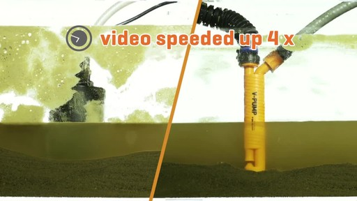 V-Pump with 20-ft Hose and Clamp - image 9 from the video