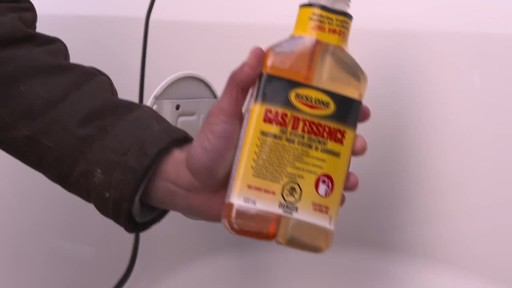 Rislone Gasoline Fuel System Treatment - image 5 from the video