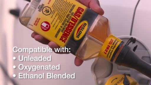 Rislone Gasoline Fuel System Treatment - image 7 from the video
