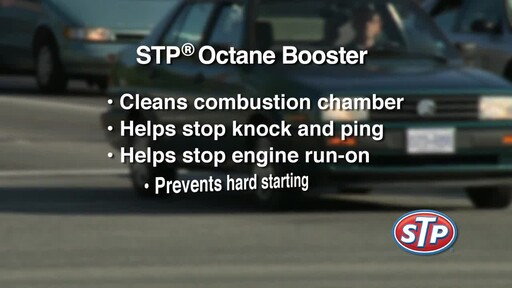 STP Octane Booster - image 6 from the video