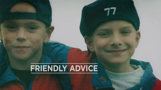 Friendly Advice – Dan Watt (We all play for Canada) - image 1 from the video