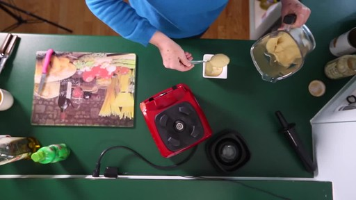 Salton Harley Pasternak Blender - Sheila's Testimonial - image 10 from the video