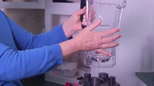 Salton Harley Pasternak Blender - Sheila's Testimonial - image 2 from the video