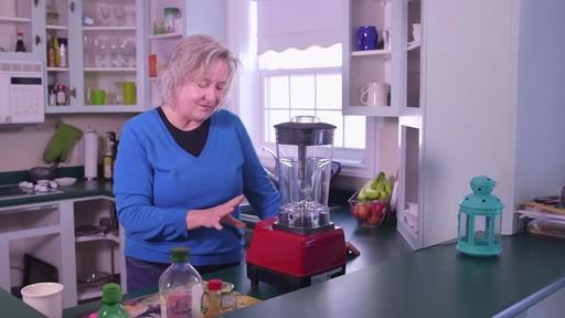 Salton Harley Pasternak Blender - Sheila's Testimonial - image 3 from the video