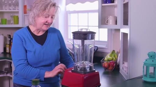 Salton Harley Pasternak Blender - Sheila's Testimonial - image 4 from the video