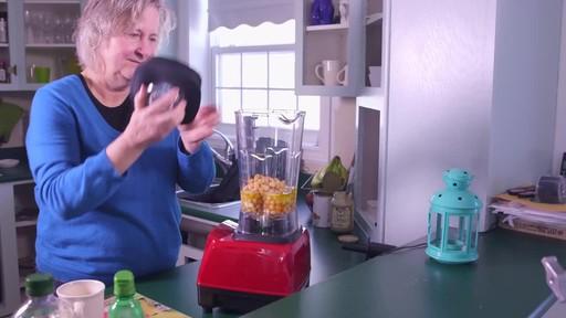 Salton Harley Pasternak Blender - Sheila's Testimonial - image 5 from the video