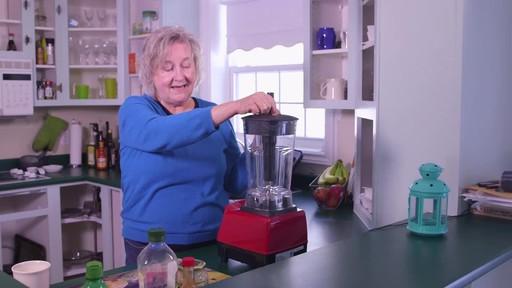Salton Harley Pasternak Blender - Sheila's Testimonial - image 7 from the video
