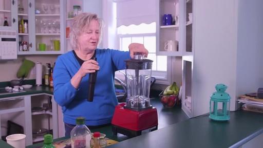 Salton Harley Pasternak Blender - Sheila's Testimonial - image 8 from the video