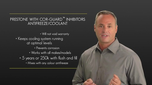 Introducing Prestone Cor-Guard - image 10 from the video