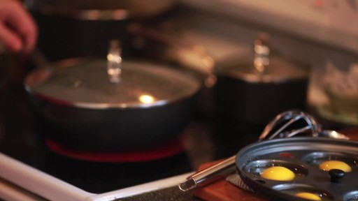 Circulon Hard Anodized Cookware Set, 11-pc- Adriana's Testimonial - image 1 from the video