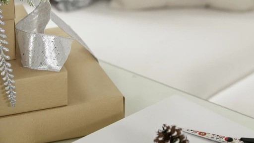 Create a decorative present trio - image 5 from the video