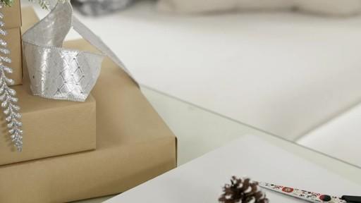 Create a decorative present trio - image 5 from the video