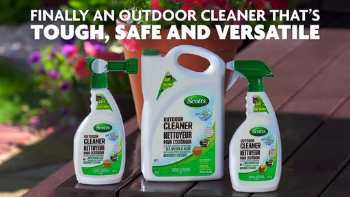 Scotts Concentrate Oxi Outdoor Cleaner     - image 10 from the video