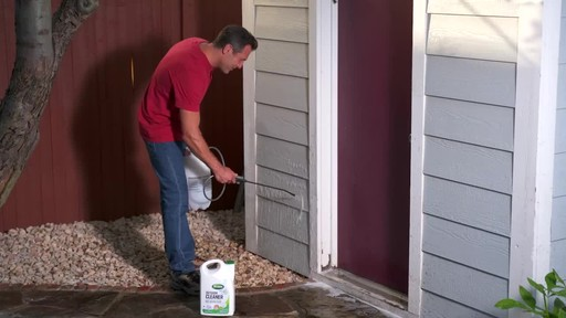 Scotts Concentrate Oxi Outdoor Cleaner     - image 2 from the video