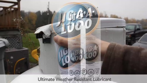 Jig-A-Loo Super Grease - image 1 from the video