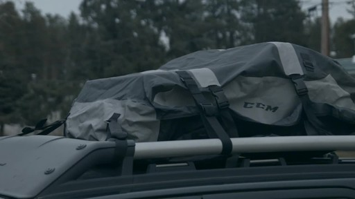 CCM Deluxe Roof Top Bags - Shaun's Testimonial - image 10 from the video