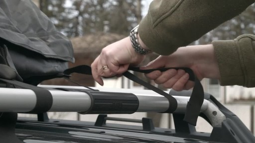 CCM Deluxe Roof Top Bags - Shaun's Testimonial - image 7 from the video