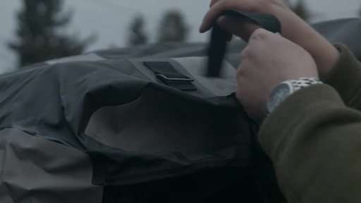 CCM Deluxe Roof Top Bags - Shaun's Testimonial - image 8 from the video